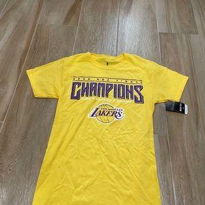 Lakers NBA Champions Shirt